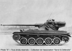 AMX-13-75 Light Tank Modèle 51