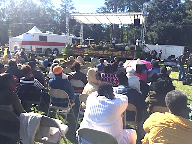 12th annual RiceFest.