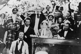 Anti-slavery Society 1840