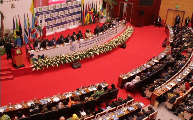 39th Summit of SADC