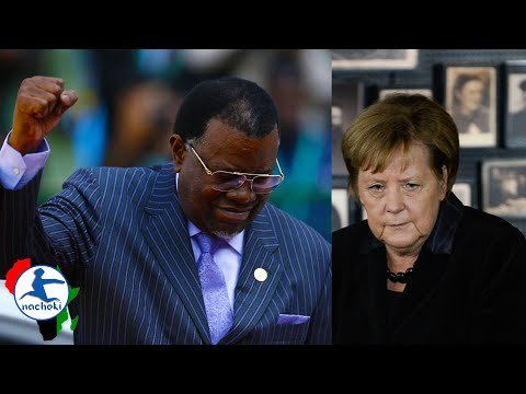Namibia President Hage Geingob rejects German insulting offer of reparations for genocide and colonialism