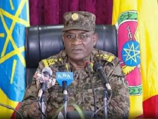 Ethiopia Maj Gen Mohammed Tessema