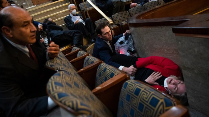Congress under siege
