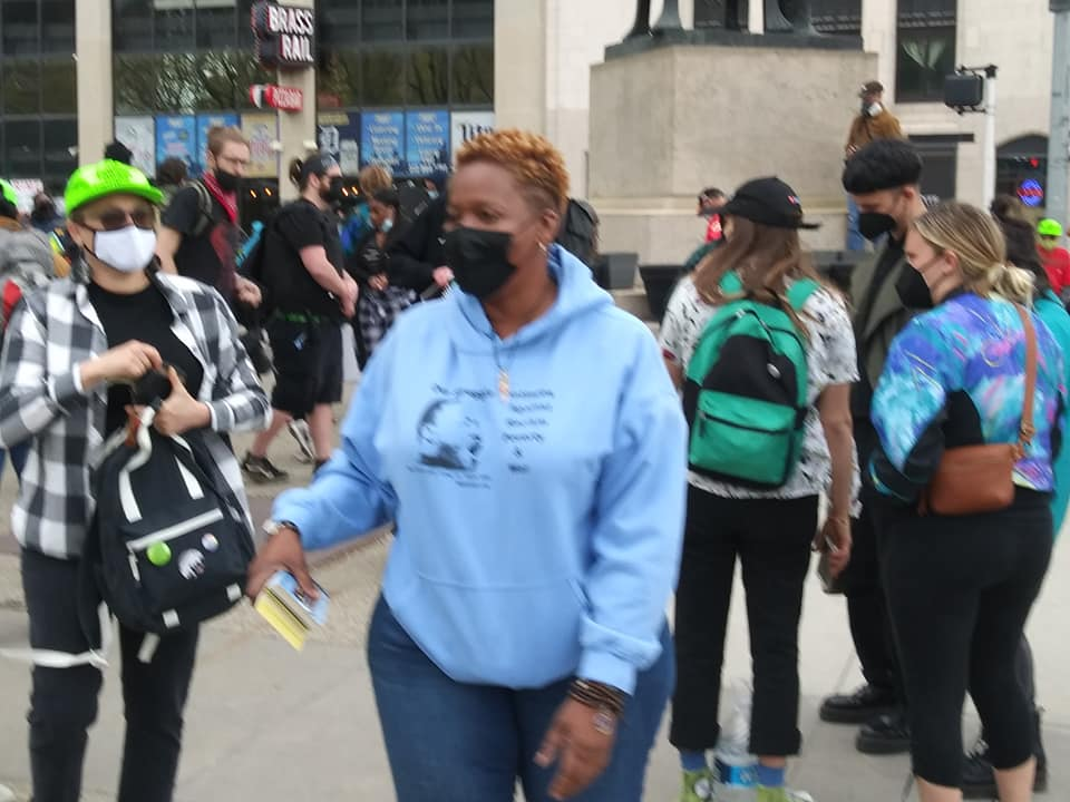 Detroit May Day 2021 Racial Profiling Across 8 Mile