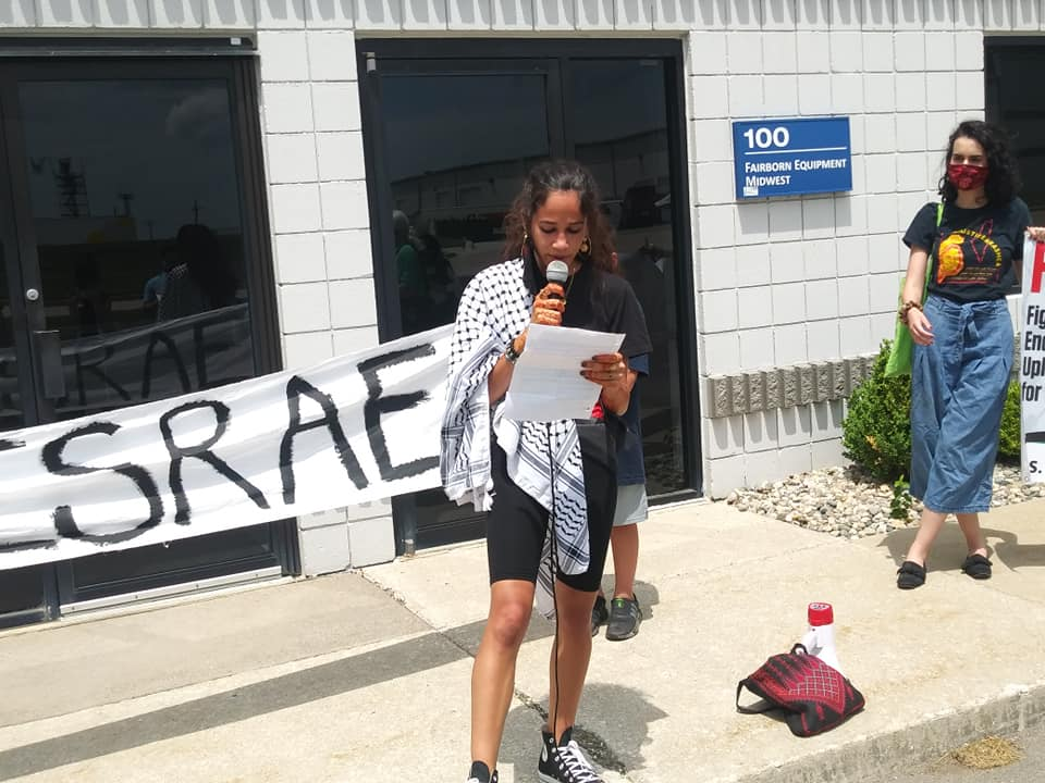 Detroit Says Block the Boat – PYM leader reads statement on June 8, 2021