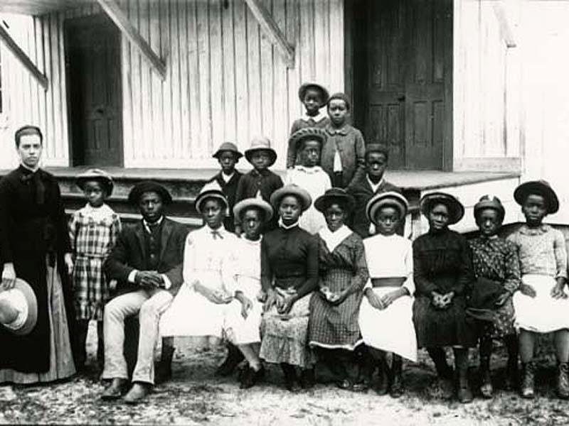 Georgia African Americans obtain education during the 1890s