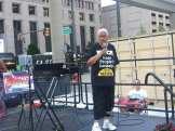 Detroit Cuba Solidarity Rally with Maureen Taylor, MWRO, July 26, 2021