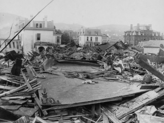 Johnstown, PA flood of 1889