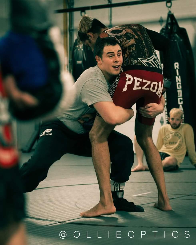 Wrestling MMA