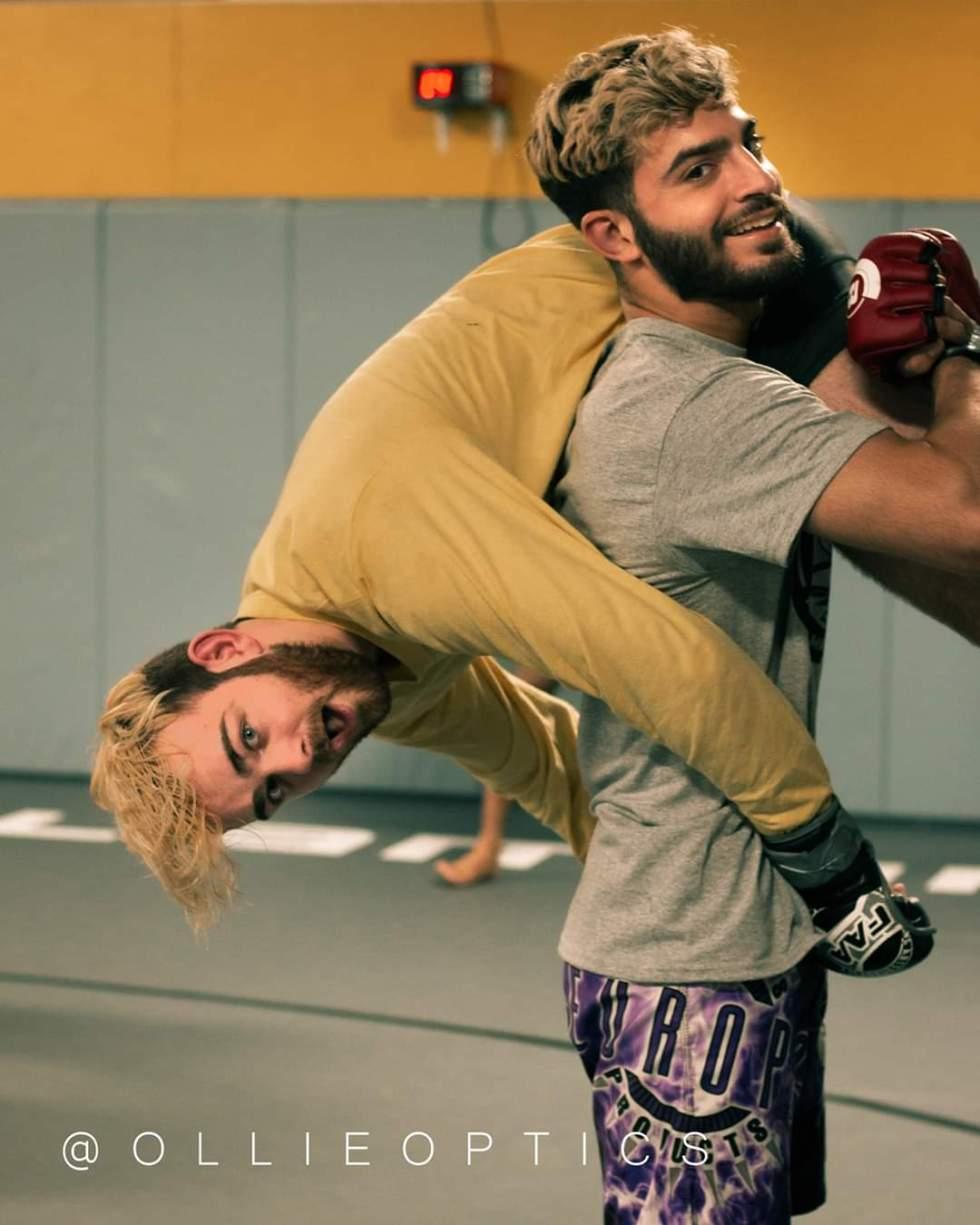 Greco Wrestling MMA