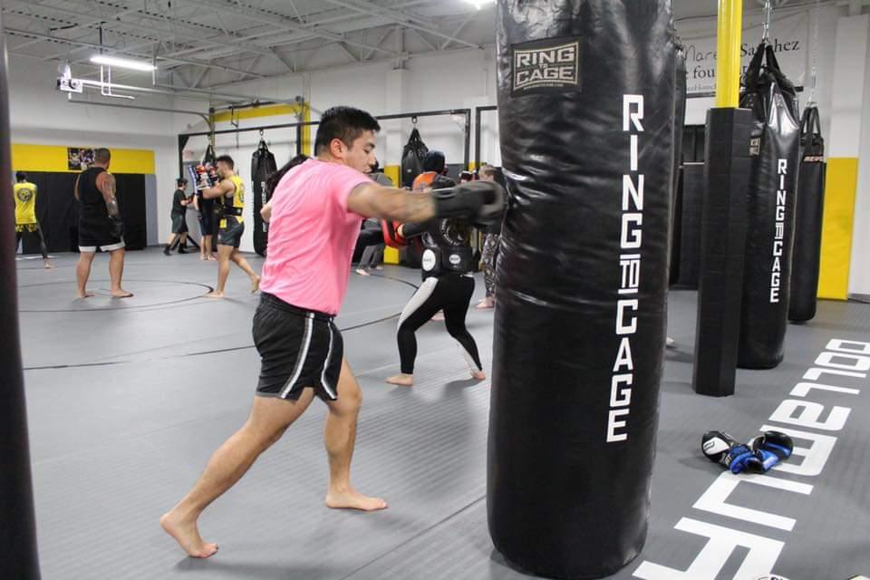 Fighting Arts Boxing