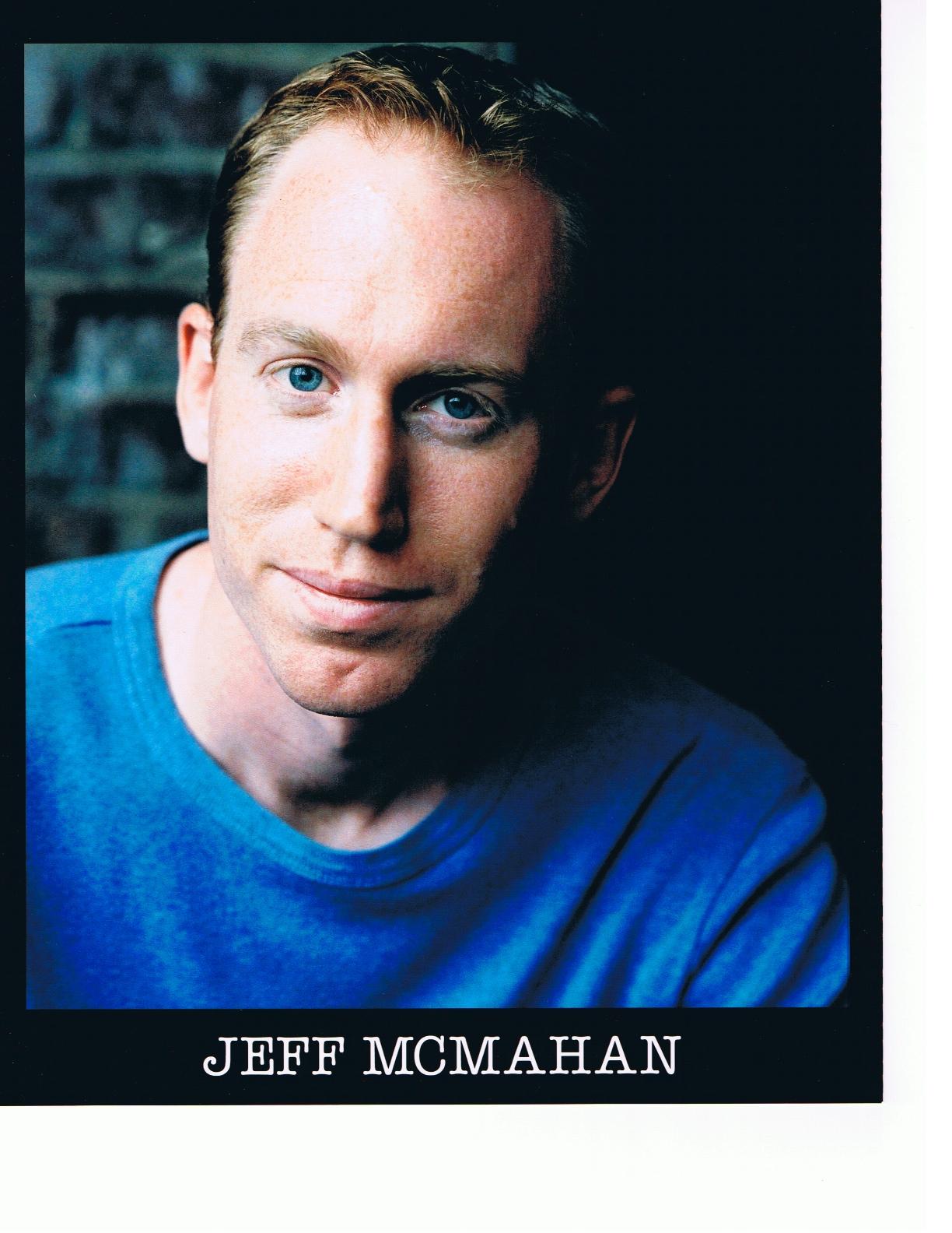 Jeff McMahan Headshot