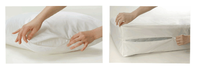 Dust Mite Mattress Pillow Covers Review