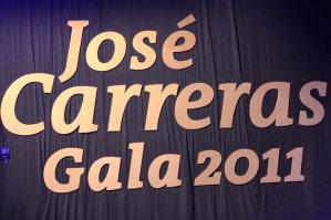 Jose Carerras Gala 2011