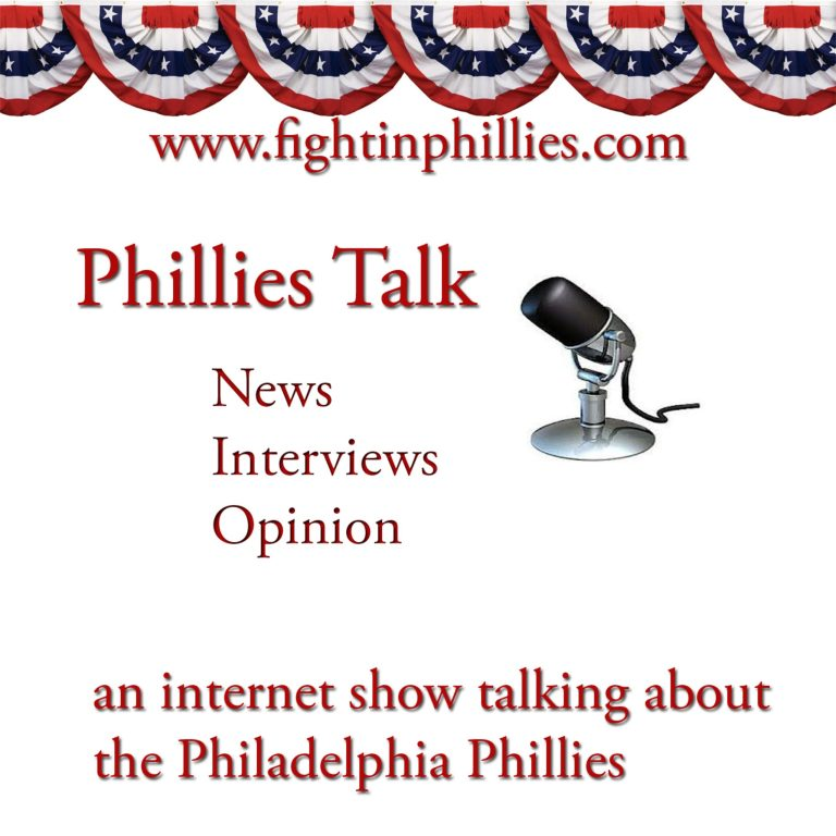 Phillies Talk Podcast with Rich Baxter