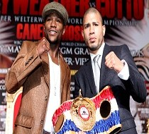 Cinco De Mayo Will Be Kind To Mayeather, Not Cotto