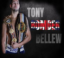 Featured Fighter: Tony Bellew