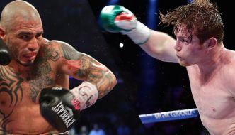 Mexico Versus Puerto Rico, Canelo Versus Cotto!