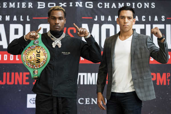 Charlo And Montiel