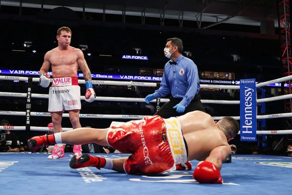Boxeo: Canelo Alvarez Vs Avni Yildirim Fight Night