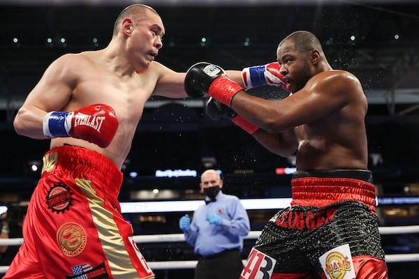 Boxeo: Canelo Alvarez Vs Avni Yildirim Fight Night