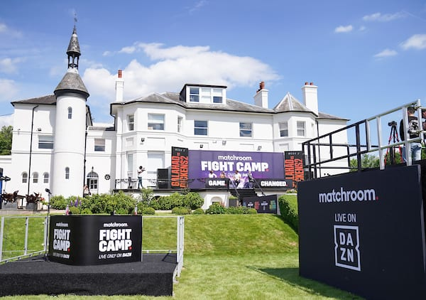 Fight Camp Launch