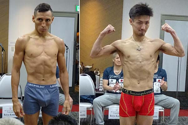 Alvarado Konishi Weigh In2