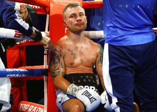 Carl Frampton Between Rounds