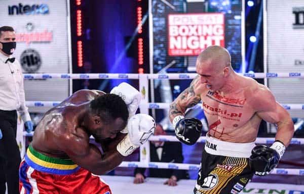 2020.12.05 Polsat Boxing Night Fot. Bartłomiej Zborowski