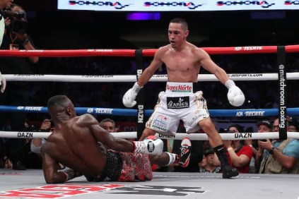 Boxing: Juan Francisco Estrada Vs Dewayne Beamon