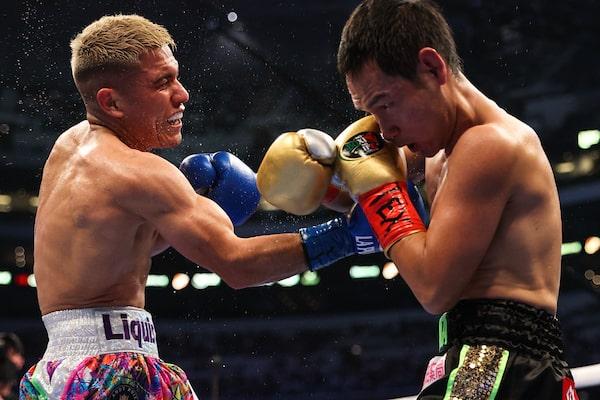 Boxing: Saul Alvarez Vs Billy Joe Saunders Fight Night