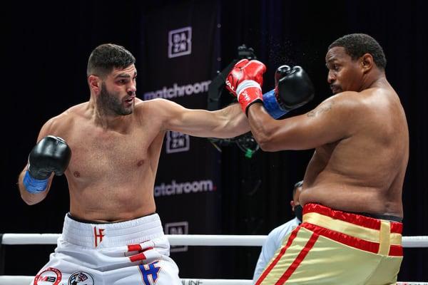 Boxing: Devin Haney Vs Yuriorkis Gamboa Fight Night