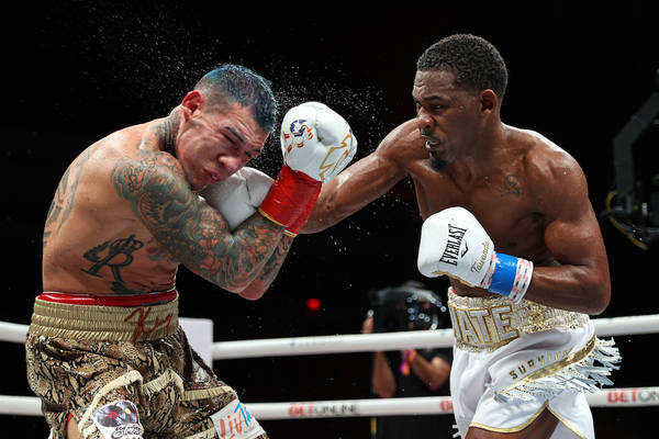Boxing: Daniel Jacobs Vs Gabe Rosado Fight Night