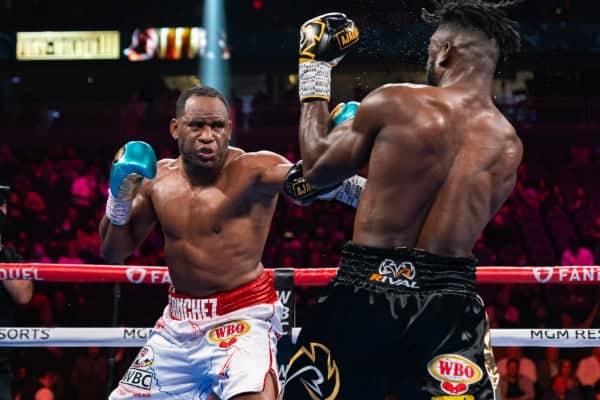 Efe Ajagba Vs Frank Sanchez 10.09.21 10 09 2021 Fight Ryan Hafey Premier Boxing Champions