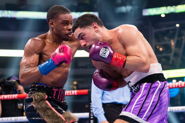 Errol Spence Jr.Vs Danny Garcia 5 de diciembre de 2020 12 05 2020 Fight Ryan Hafey Premier Boxing Champions