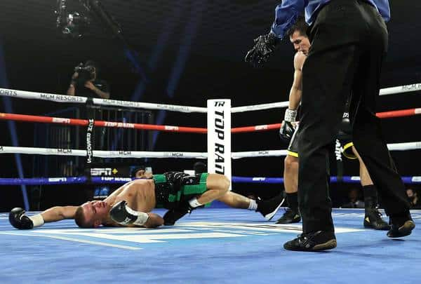 Jose Zepeda viciously KOs Ivan Baranchyk in Fight of the Year candidate
