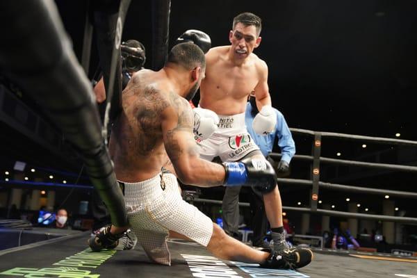 Kirkland Vs Montiel Fight Night 10