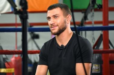 Lomachenko Ready Interview