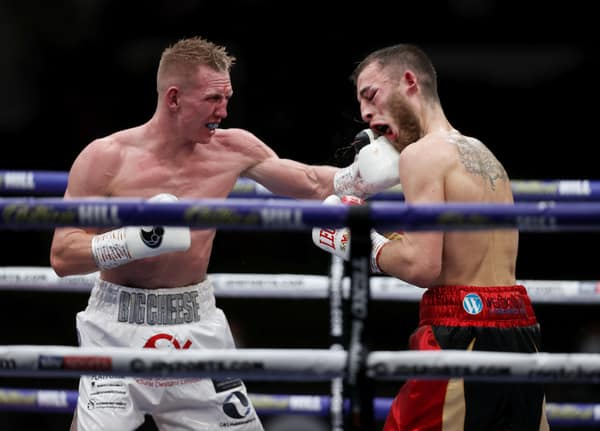 Sam Egginton V Ted Cheeseman, Ibf International Super Welterweight Title, Matchroom Fight Camp