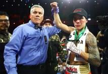 Oscar Valdez Victory