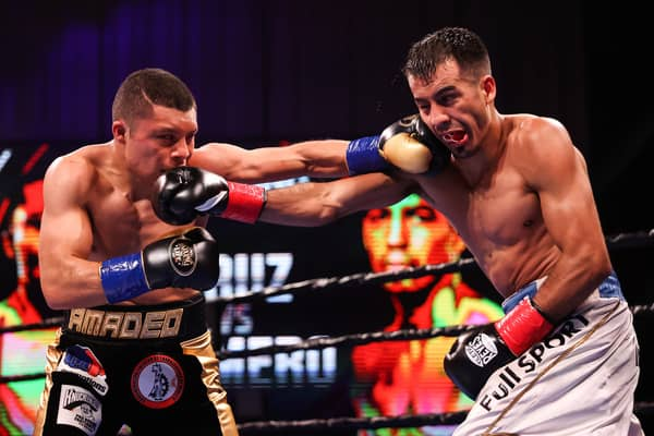Sho Benavidez V Ellis Fight Night Westcott 064