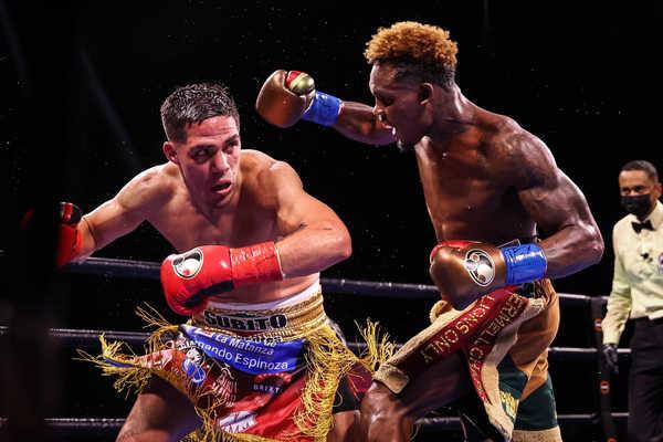 Sho Charlo V Castano Sat Fight Night Westcott 89