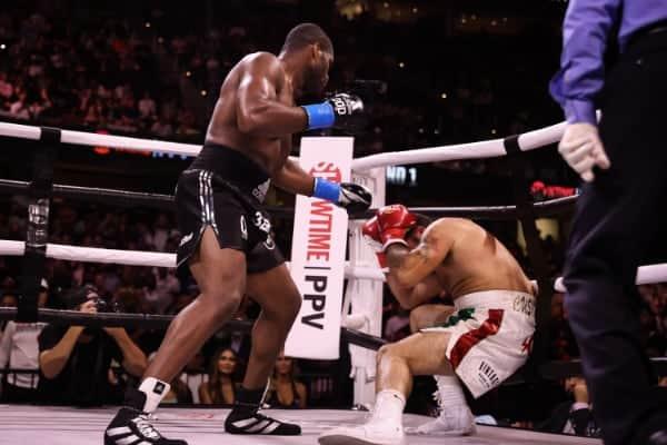 Sho Paul Woodley Ppv Cleveland Fight Night Westcott 48
