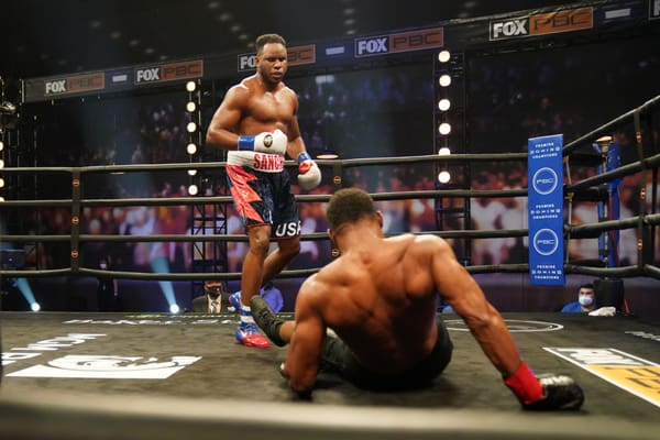 Sanchez Vs Howard Fight Night22