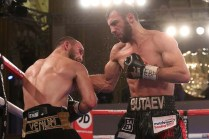 Hughie Fury V Pavel Sour