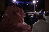Saudi Arabia Open Workouts
