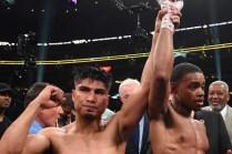Fox Sports Pbc Ppv World Welterweight Championship Fight Spence Vs Garcia, Dallas, Usa, 16 March 2019