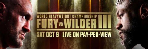 Fury Wilder Promo