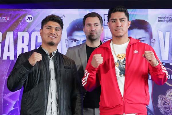 Garcia Vargas Kickoff