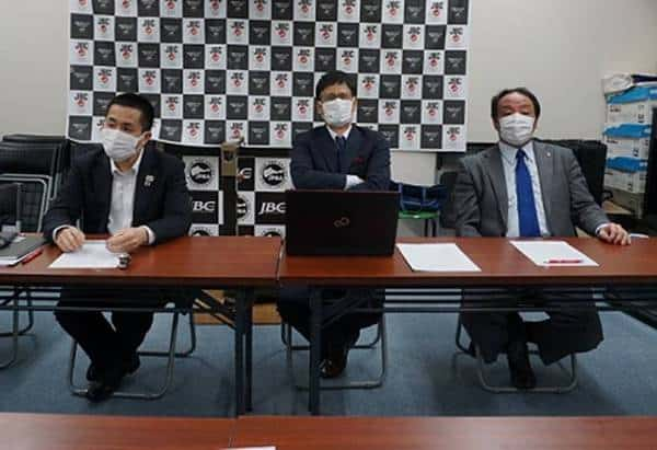 JAPAN EXTENDS BOXING CANCELLATION UNTIL END-MAY